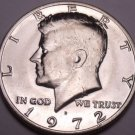 United States Unc 1972-D Kennedy Half Dollar~Free Shipping