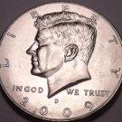 United States Unc 2009-D Kennedy Half Dollar~Free Shipping