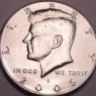 United States Unc 2005-D Kennedy Half Dollar~Free Shipping