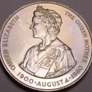 Gem Unc Falkland Islands 1980 50 Pence~The Queens Mother~80th Birthday~Free Ship