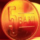 Gem Unc Romania 2014 5 Bani~See All Our Unc Coins~Free Shipping