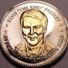Historic Mint Double Eagle Elvis The King Presley Commemorative Medallion~Fr/Shi