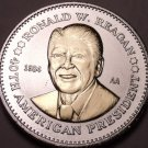 Historic Mint Double Eagle Ronald Reagan Commemorative Medallion~Free Shipping