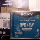 Sony DCR-DVD108 DVD Camcorder~With Triple Pack~New In Box~Free Shipping