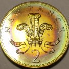 Scarce Proof Great Britain 1979 2 Pence~Welsh Plume~We Have GB Proofs~Free Ship
