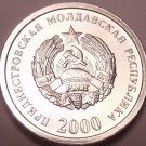 Gem Unc Transnistria 2000 1 Kopeek~Great Price~1st Year For Coinage~Free Ship