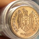 Gem Unc Roll (40) Moldova 2010 10 Bani~Forty Unc Coins~Excellent~Free Shipping