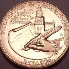 Massive 1976 Gem Unc A-R-B Medallion~Jefferson~Declaration Of Independence~FR/SH