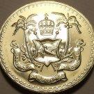 Rare Proof Fiji 1970 Independence Commemorative Dollar~15,000 Minted~Free Ship