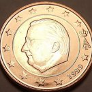 Gem Unc Belgium 1999 1 Euro Cent~See All Our Gem Unc World Coins~Free Shipping