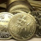 Gem Unc Roll (50) French Polynesia 2003 1 Franc~Minted In Paris~Cornucopia~Fr/Sh