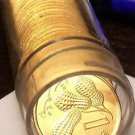 Gem Unc Roll (50 Coins) Gambia 1998 Butut Coins~Cluster Of Peanuts~Free Shipping
