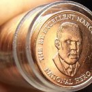 Gem Unc Roll (50 Coins) Jamaica 2003 25 Cents~Marcus Garvey National Hero~FR/Shi