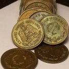 Gem Unc Roll (35 Coins) Mexico 1946 Centavos~Fantastic~Free Shipping