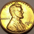 United States Unc 1960-D Large Date Lincoln Memorial Cent~Free Shipping