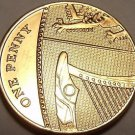 Gem Unc Great Britain 2010 Penny~The Royal Shield~Excellent~Free Shipping