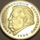 Proof Germany 1999-D 2 Marks~Franz Joseph Straus~Only 70,000 Minted~Free Shiping