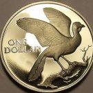 Rare Proof Trinidad & Tobago 1977 Dollar~Only 5,337 Made~Fantastic~Free Shipping