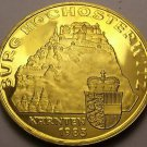 Proof Austria 1983 20 Schilling~65,000 Minted~Hochosterwitz Castle~Free Shipping