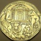 Gem Unc Silver Austria 2002 5 Euros~Zoo Coin~Free Shipping