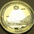 Gem Unc Silver Portugal 2005 5 Euros~300,000 Minted~Angra Do Heroismo~Free Ship