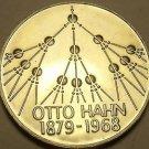 Gem Unc Germany 1979-G 5 Mark~100th Anniv Birth Of Otto Hahn~Excellent~Free Ship