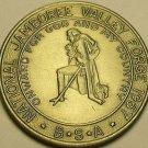 Gem Unc Boy Scouts National Jamboree 1957 Valley Forge Medallion~Rare~Free Ship