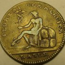 Nurnberg German States Lauer Jetton Coin 1860-1865~Nice~Free Shipping