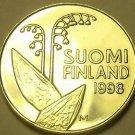 Finland 1998 10 Penni Unc