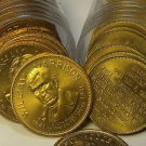 Two Gem Unc Rolls (36) Franklin Mint U.S. Presidents Bronze Coins~Free Shipping