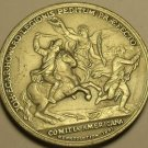 Comitia Americana 37.8mm Solid Pewter Medallion~