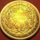 Gem Unc Chester a Arthur Presidential Bronze Inauguration Medallion~Free Ship