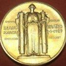 Gem Unc Herbert Hoover Presidential Bronze Inauguration Medallion~Free Shipping