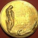 Gem Unc Willaim Mckinley Presidential Bronze Inauguration Medallion~Free Ship