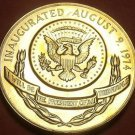 Gem Unc Gerald R. Ford Presidential Bronze Inauguration Medallion~Free Shipping