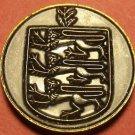 Bailiwick Of Guernsey Proof Set Medallion~Free Shipping
