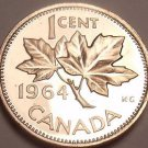 Canada Proof 1964 Cent~Royal Canadian Mint~Super Price~Free Shipping