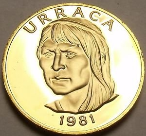 Rare Proof Panama 1981 Centesimo~Urraca~Only 1,973 Minted~Free Shipping