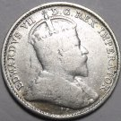 Canada 1903 5 Cents Silver~Free Shipping
