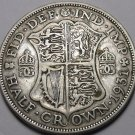 Great Britain 1931 Half Crown Silver~Free Shipping