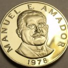 Rare Proof Panama 1978 10 Centesimos~75th Anniversary Of Independence~11k Minted