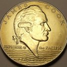 Samoa 1970 Tala~Rare 32,000 Minted~200th Anniversary James Cook's Voyage~Free Sh
