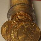 Gem Unc Roll (50) Panama 1962 Centesimo Coins~Rare Key Date Low Mintage~Free Shi