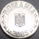 Romania 2005 10 Bani~Monetary Reform of 2005~Minted In Bucharest~Free Shipping