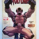 Wolverine #29 agent of shield