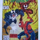 Amazing Spiderman #362 2nd appearance of Carnage;Venom pt2 Savage Alliance