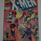 X-men vol. 2 #1 Colossus, Gambit,Rogue,Spylock, Cover/ Giant size X-men 3