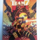 Team X/Team 7,Spiderman Vs Wolverine/Deathblow#1,,Badrock/Wolverine,Azrael/Ash
