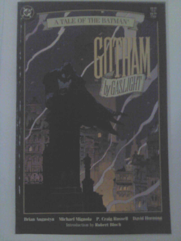 Batman by gaslight, ..Prestige Format .Elsewhere ..Batman VS Jack the Ripper