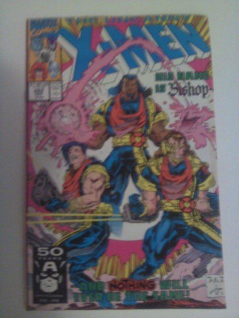 Uncanny X-men #282 1st bishop